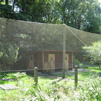 Wasservogelgehege Wildtierstation Sachsenhagen