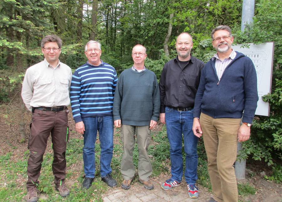 Vorstand Wildtierstation Sachsenhagen