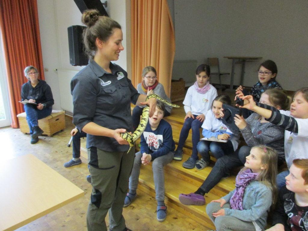 Grundschule Nienstädt 2019