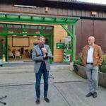 Besuch Umweltminster Lies - 28.07.2020